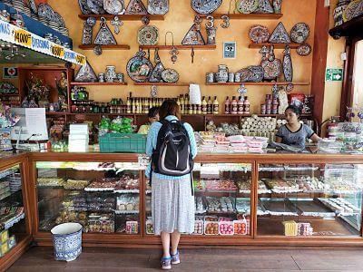 Calle del Dulce Puebla