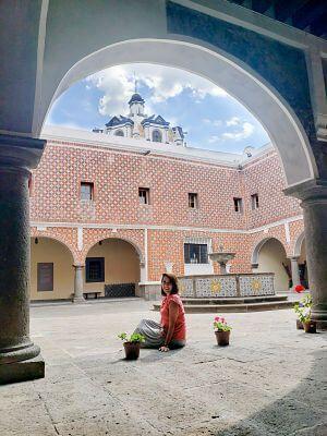 Ex Convento de Santa Rosa Puebla