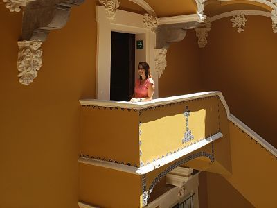 Casa Alfeñique