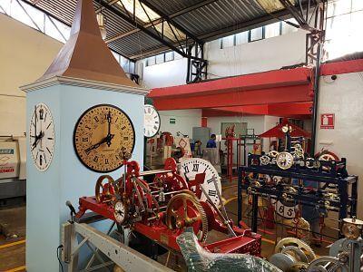 Fábrica y Museo de Relojes