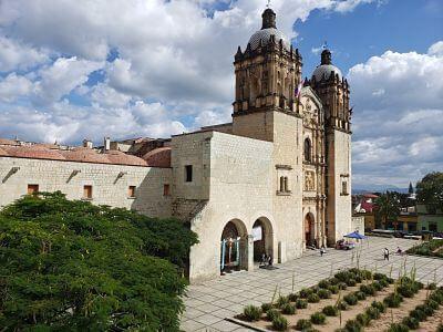 Templo de Santo Domingo Oaxaca