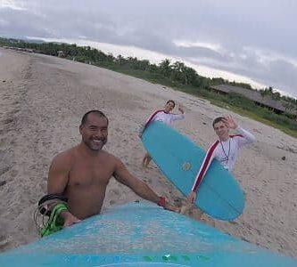 clases de surf puerto escondido