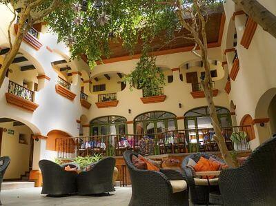 Hotel mansión del Valle san Cristobal