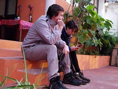 Viajero M, cruce a Guatemala