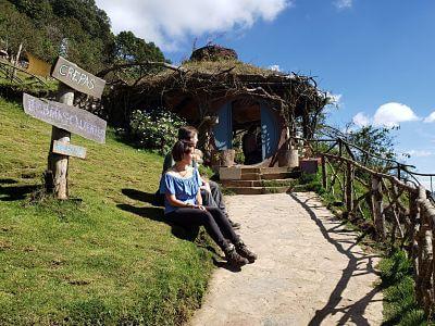 Hobbitenango Guatemala