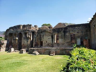ruinas de Antigua