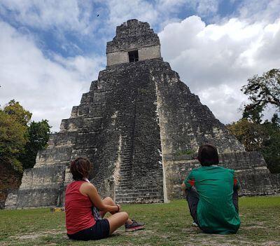 Tikal Flores