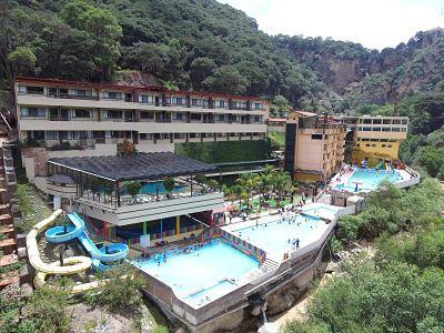 Aguas Termales en Chignahuapan