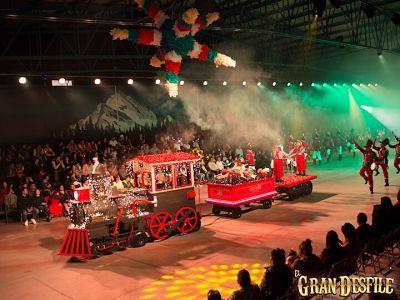 Desfile de Nikolaus Atlixco
