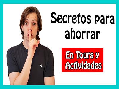 Secretos para ahorrar em tours y actividades