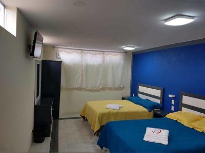 HOtel del Rosario Zacatlán