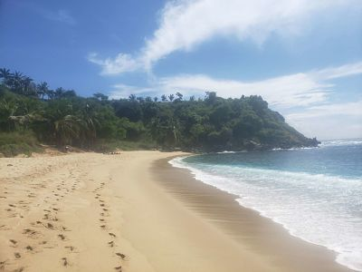 Playa Coral Puerto Escondido