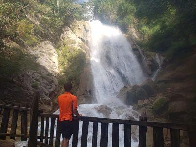 Cascada de Copalitilla Huatulco